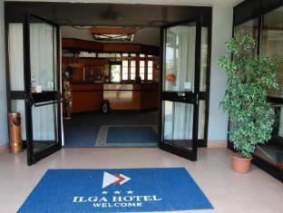 Ilga Hotel Collecchio - Entrance