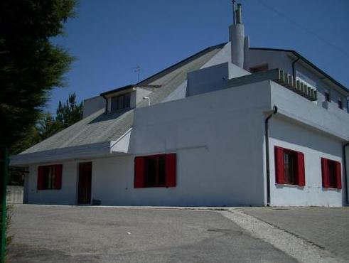 Le Cascate Del Verde Hotel Borrello - Exterior