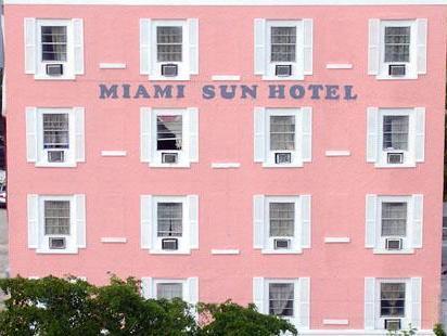 邁阿密市區太陽飯店