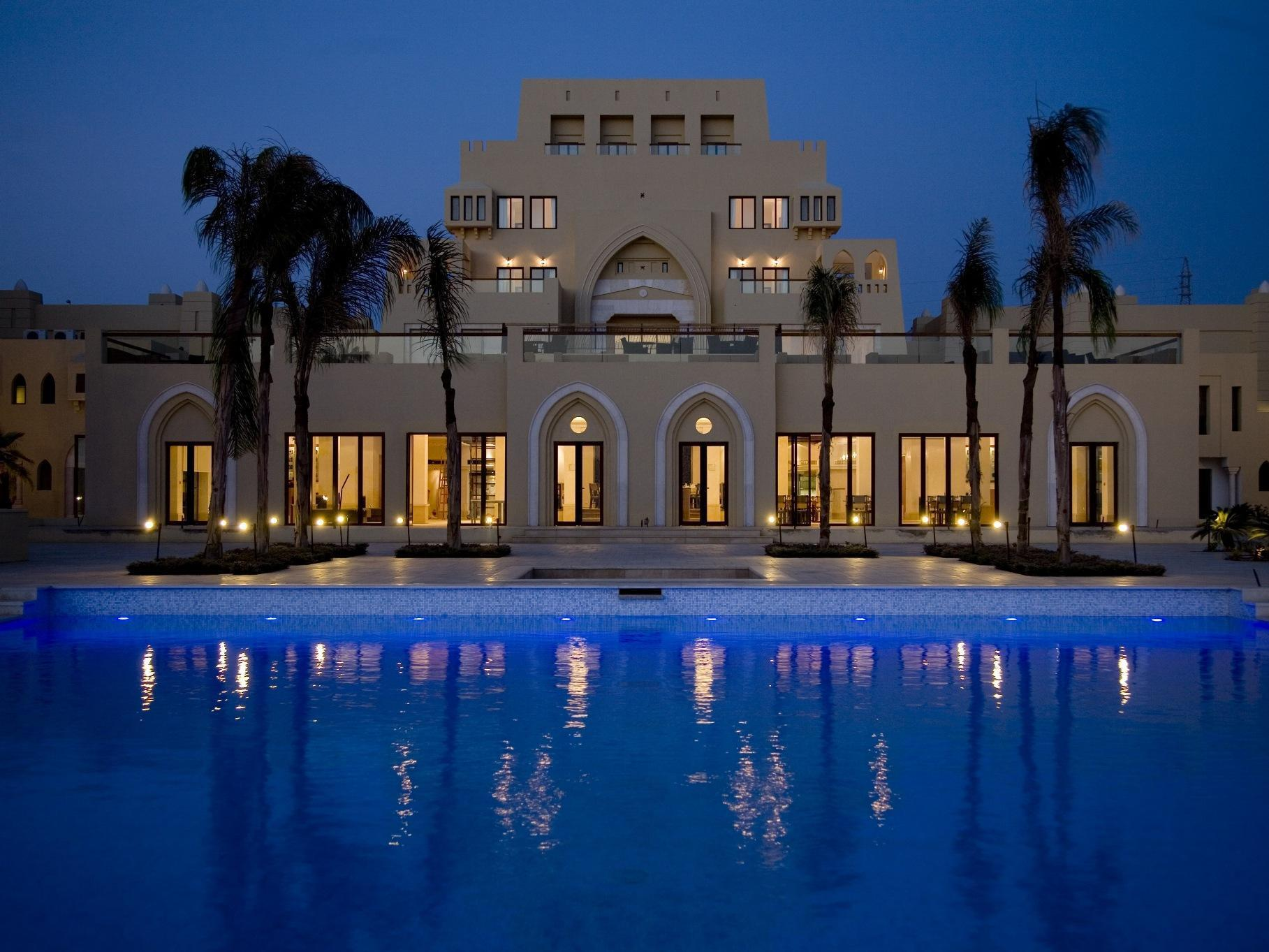 Grand Swiss-Belresort Tala Bay Aqaba - Hotels and Accommodation in Jordan, Middle East