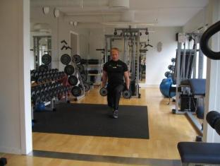 Skogshem & Wijk Meetings Hotel Lidingo - Fitness Room