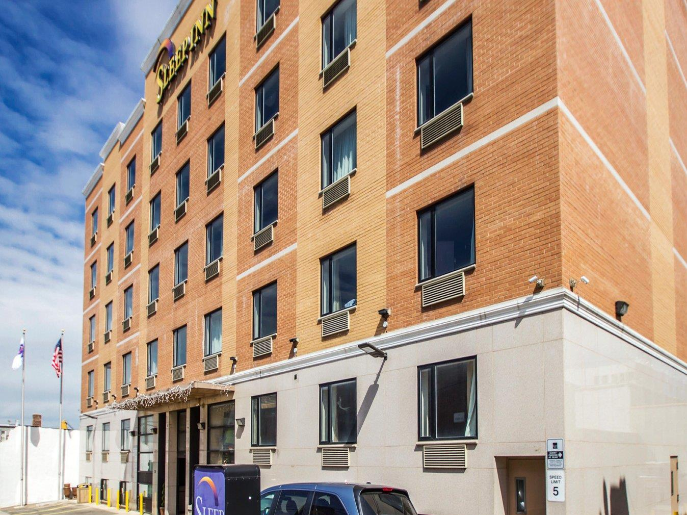 Sleep Inn Brooklyn - Hotel and accommodation in Usa in New York (NY)