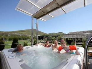 Szent Orban Forest Hotel Kospallag - Hot Tub