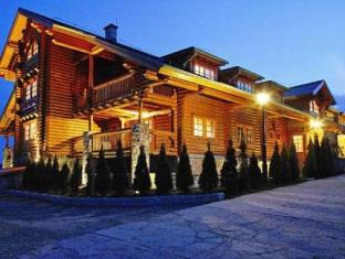 Szent Orban Forest Hotel Kospallag - Exterior