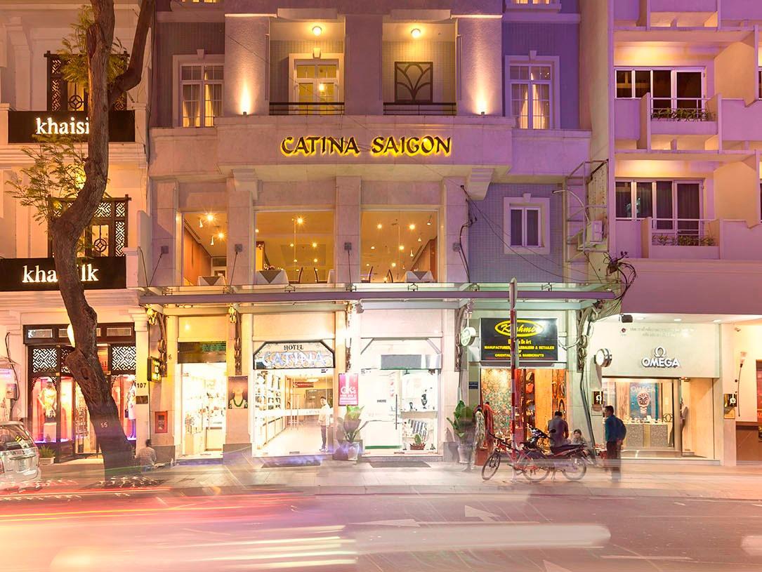 Hotell Catina Saigon Hotel