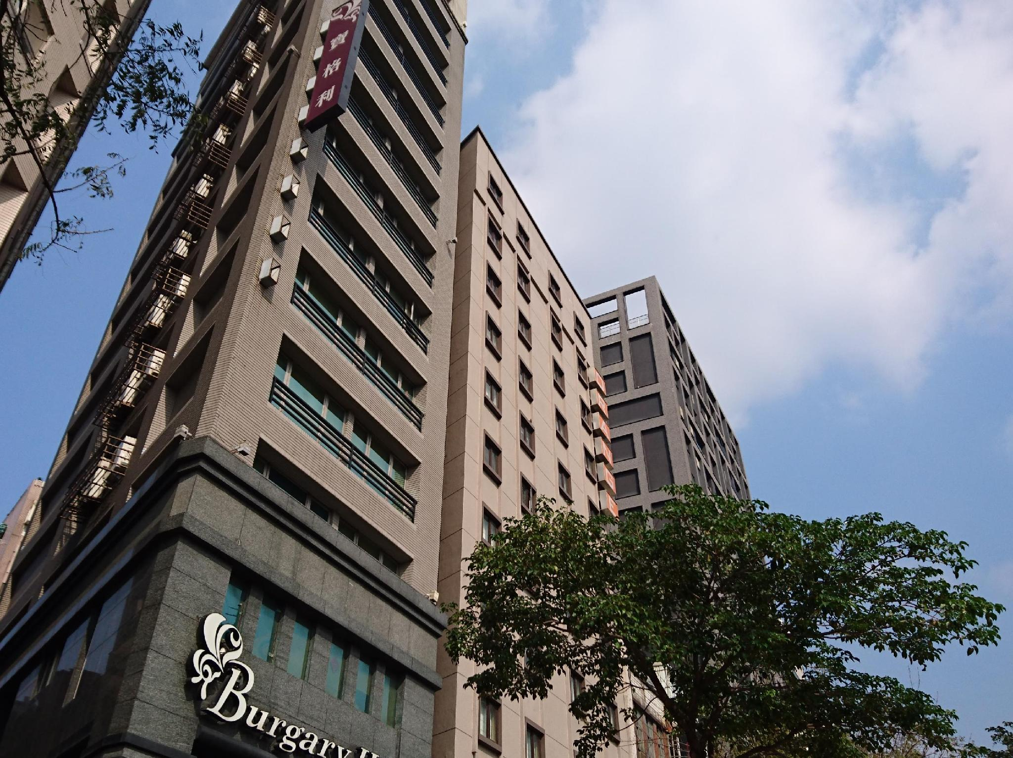Burgary Hotel Taipei - XIMENDING