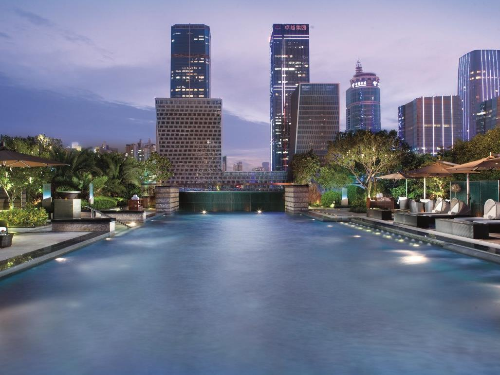 The Ritz Carlton Shenzhen - Shenzhen