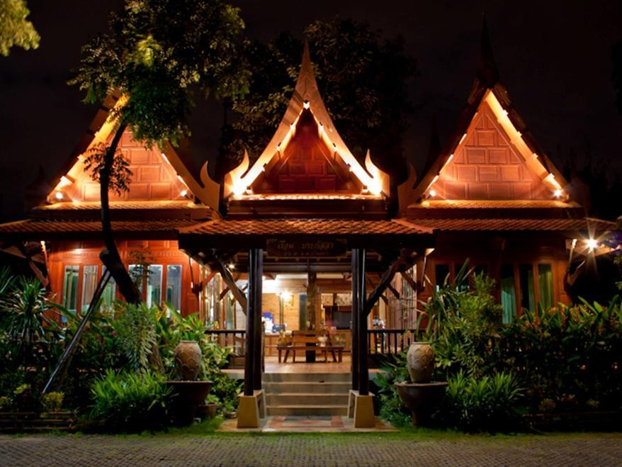 Ayodhara Village - Hotels and Accommodation in Thailand, Asia
