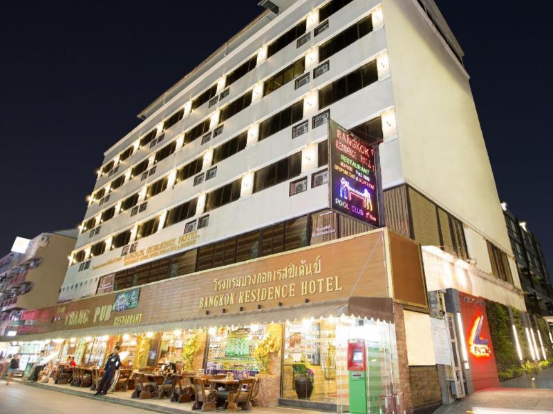 Bangkok Residence بوكيت