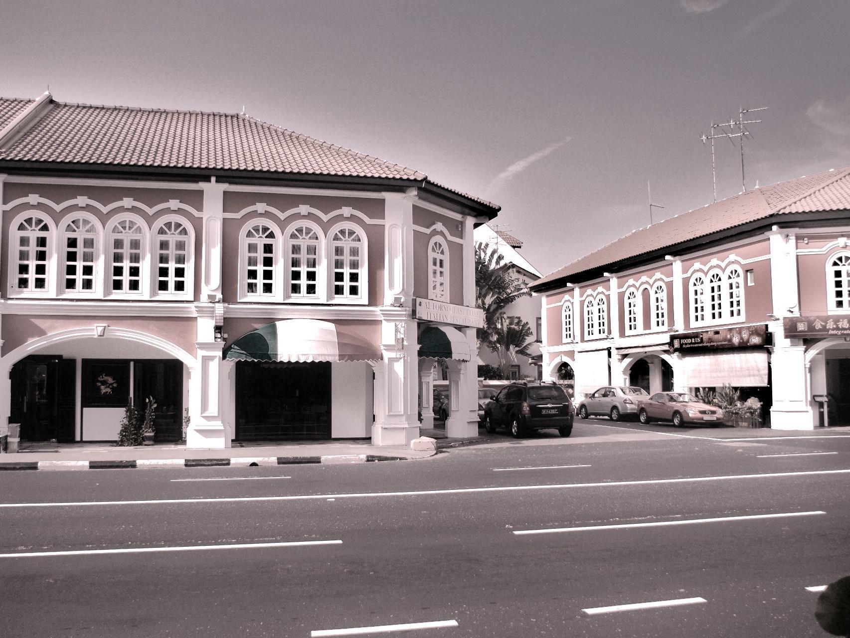 Le Peranakan Hotel Singapore