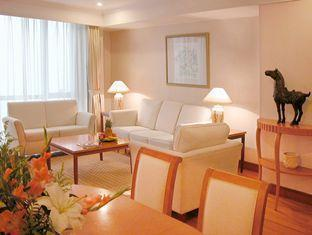 The Panorama on the Bund Shanghai - Deluxe River View Suite