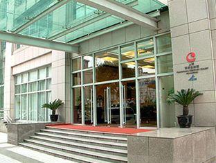 The Panorama on the Bund Shanghai - Hotel Entrance