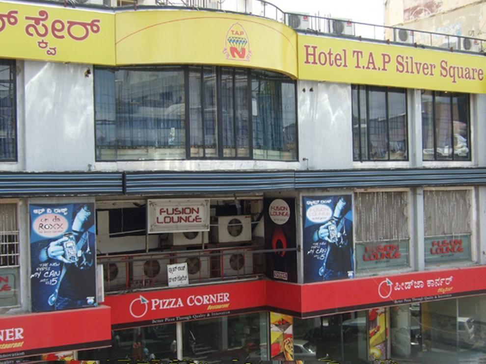 Hotel TAP Silver Square - Hotel and accommodation in India in Bengaluru / Bangalore
