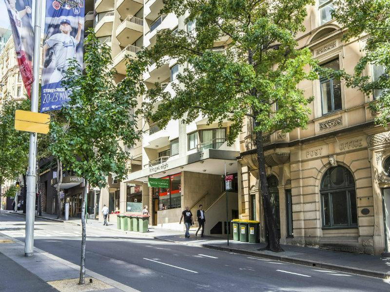 Metro Apartments on King Street - Hotell och Boende i Australien , Sydney