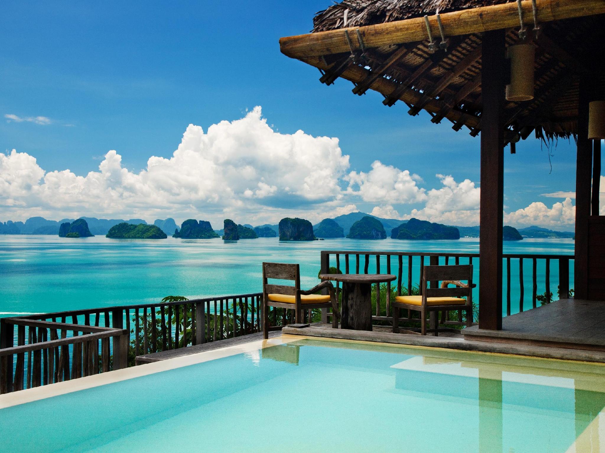 Six Senses Yao Noi Phuket - Ocean Pool Villa