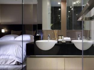Fraser Suites River Valley Singapūras - Svečių kambarys