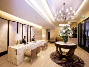 フレイザー スイーツ リバー ヴァレイ ホテル シンガポール - フロント