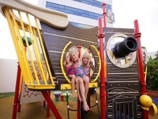 Fraser Suites River Valley Singapūras - Žaidimų aikštelė