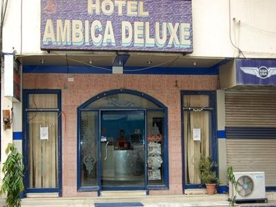 Ambica Deluxe Hotel - Hotell och Boende i Indien i New Delhi And NCR