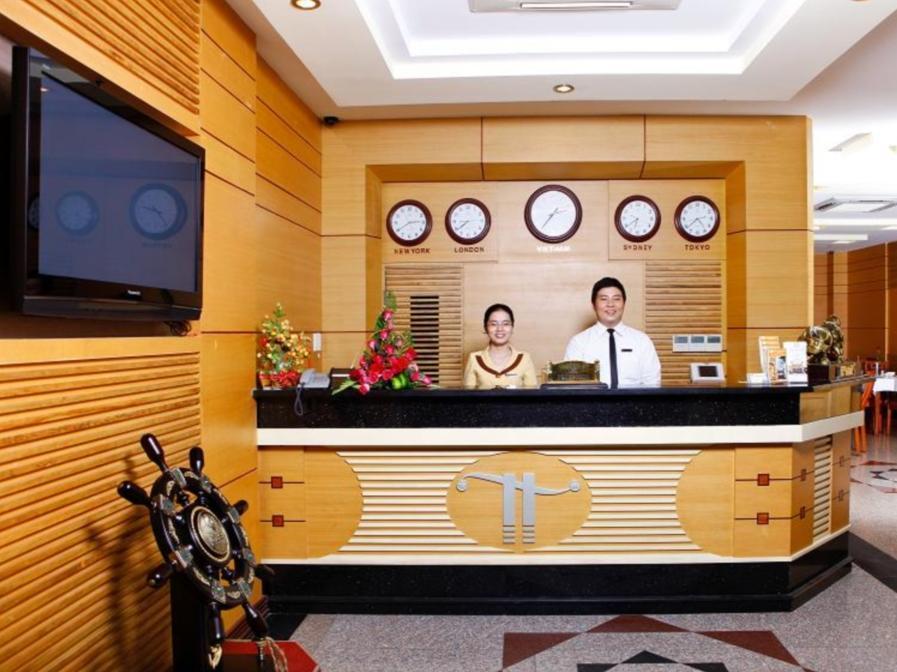 Hotell Thien Thao Hotel