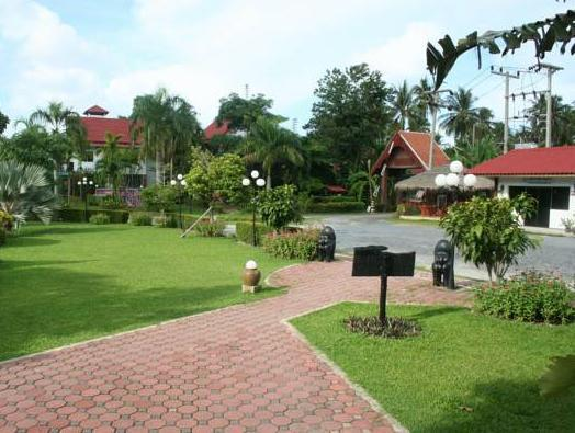 Naiharn Garden Resort Пхукет