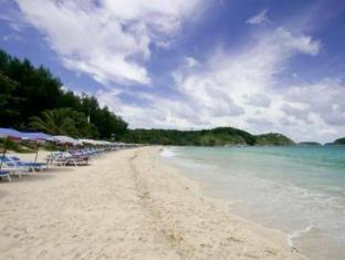 Naiharn Garden Resort Phuket - Strand