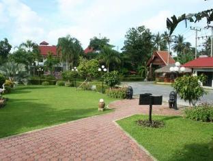 Naiharn Garden Resort Phuket - Hotellet från utsidan