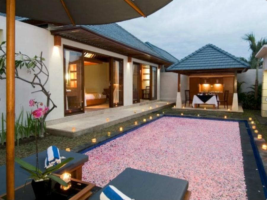 Hotell The Palm Suite Villa   Spa