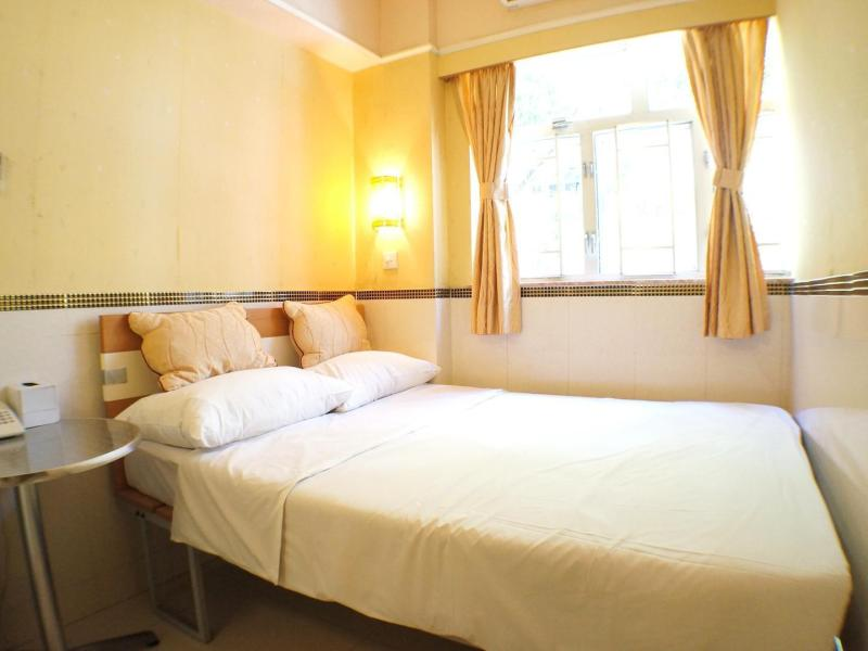 Comfort Lodge هونج كونج