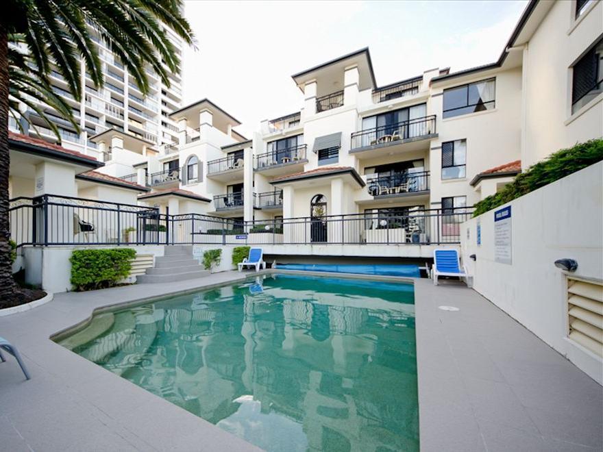 Island Beach Resort - Hotell och Boende i Australien , Guldkusten