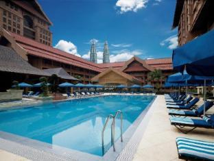 The Royale Chulan Hotel Kuala Lumpur קואלה למפור - בריכת שחיה