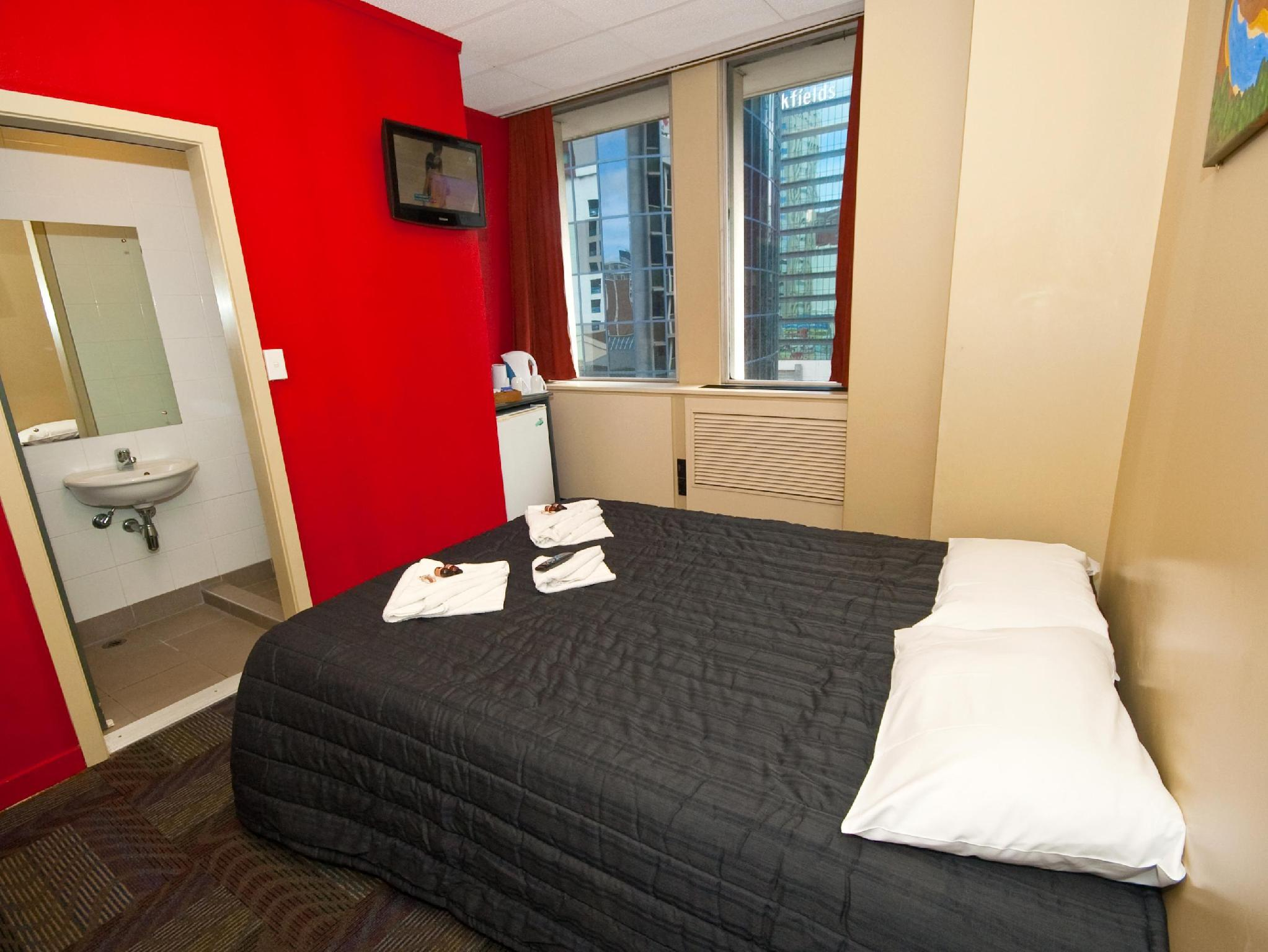 Base Auckland - Hotels and Accommodation in New Zealand, Pacific Ocean And Australia