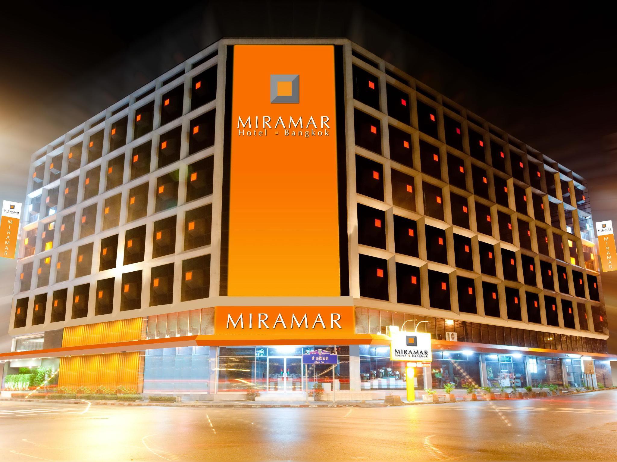 曼谷美丽华酒店 曼谷