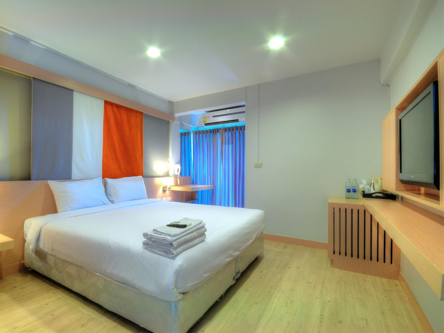 BS Residence Suvarnabhumi - Hotels and Accommodation in Thailand, Asia