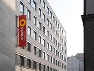 Adagio Berlin Kurfurstendamm Hotel Berlin - Hotellet från utsidan