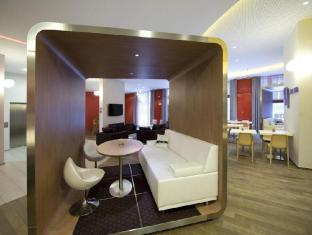 Adagio Berlin Kurfurstendamm Hotel برلين - غرفة الضيوف