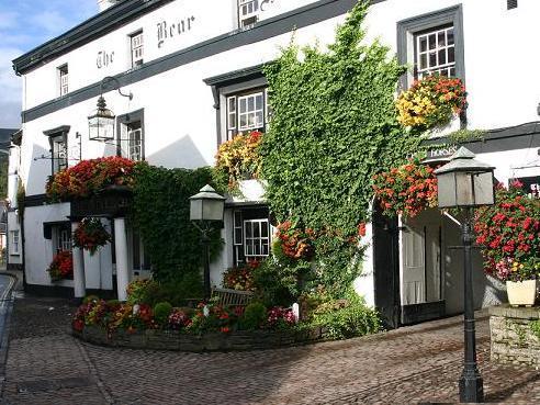 The Bear Hotel - Crickhowell