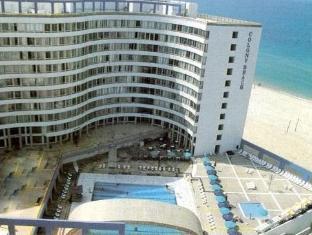 דירות קולוני ביץ' בת ים תל אביב - בית המלון מבחוץ