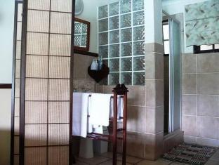 Die Agterplaas B&B Johannesburg - Hotellet indefra