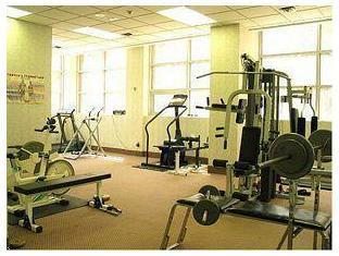 Glen Grove Conservatory Tower Hotel Toronto (ON) - Fitness Room