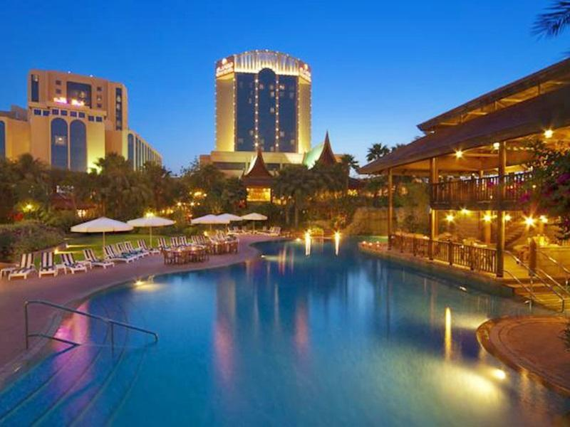 Gulf Hotel Bahrain Convention and Spa - Hotels and Accommodation in Bahrain, Middle East