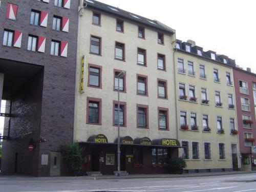 Hotel Central Frankfurt Frankfurt am Main - Exterior