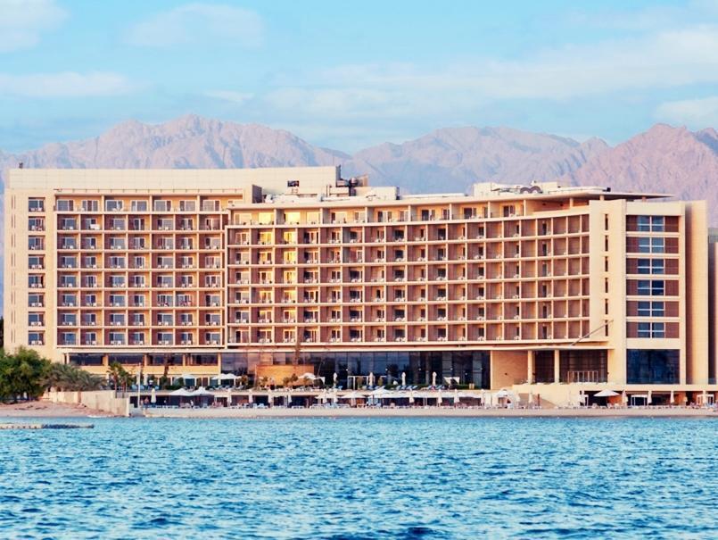 Kempinski Hotel Aqaba Акаба