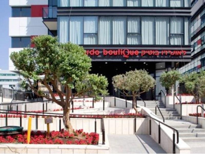 Leonardo Boutique Tel Aviv Hotel