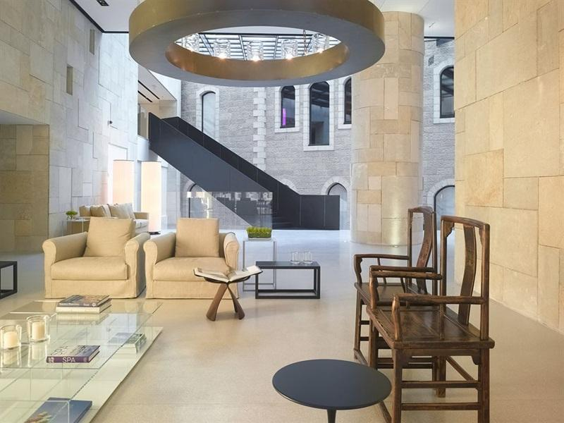 Mamilla Hotel - The Leading Hotels of the World - Hotels and Accommodation in Israel, Middle East