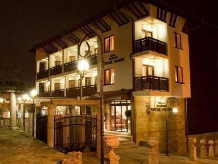 Отель находится на северной стороне старого города Несебр, всего в 20...