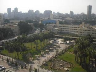 Novotel Cairo El Borg Hotel Káhira - Exteriér hotelu