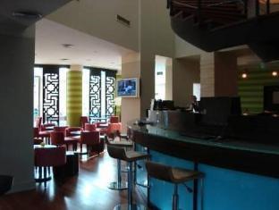 Novotel Cairo El Borg Hotel Káhira - Interiér hotelu