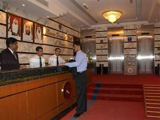 Ramee Guestline Hotel Apartments 1 Abu Dhabi - Reception