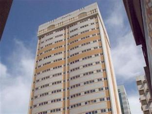 Ramee Guestline Hotel Apartments 1 Abu Dhabi - Hotel Exterior